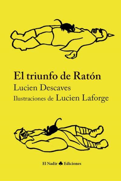 Comprar online libro El triunfo de Ratón de Lucien Descaves